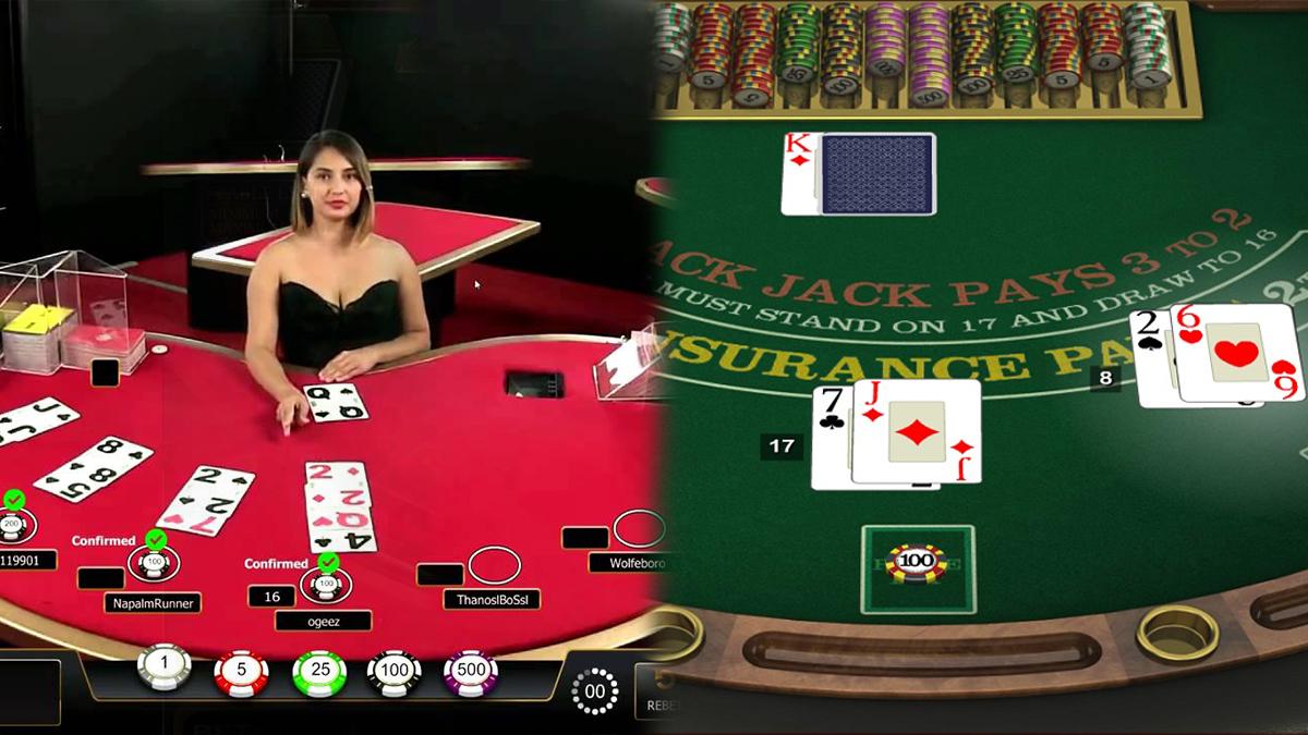 Live Dealer vs Online Blackjack - Will Live Dealer Kill Online Blackjack?