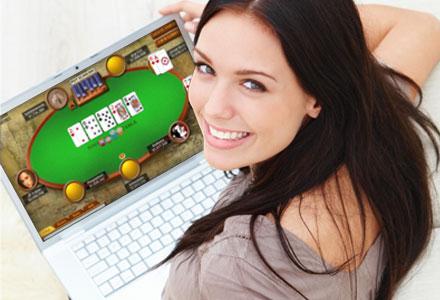 Poker Online - Play Online Poker: Play Poker Online