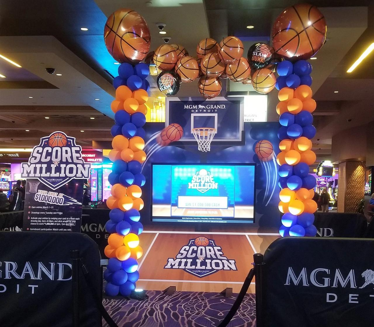 Michigan casinos record 1.9 million handle for online, sports bets in February